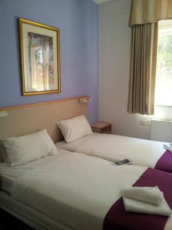 Eden Jerusalem Hotel : Room