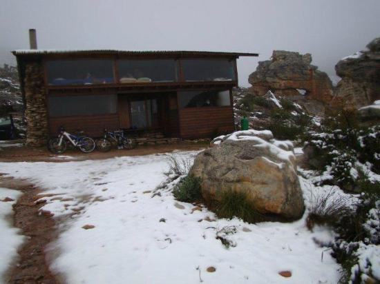 Ceres, South Africa: Ski Hut