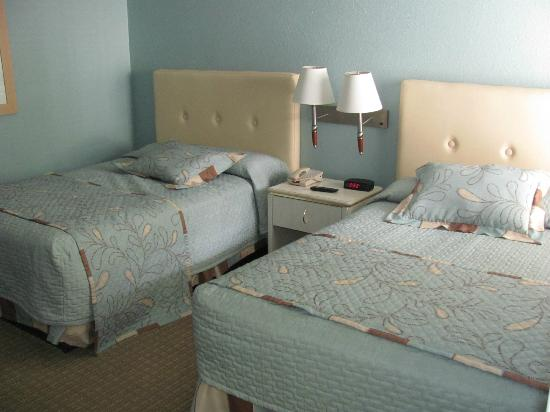 "Star Island Resort and Club: 2 double(?) beds inside the ""A"" unit...good for our kids"