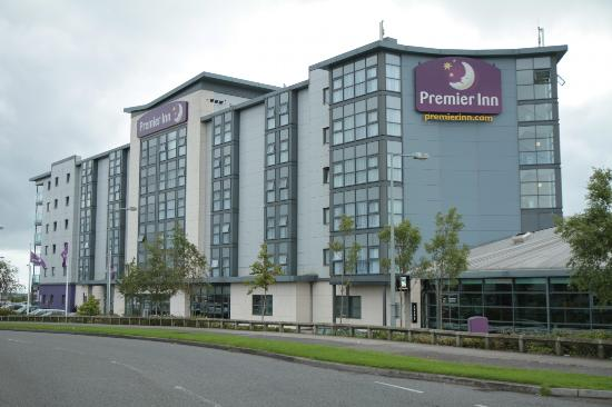 Room Entrance Picture Of Premier Inn Dublin Airport