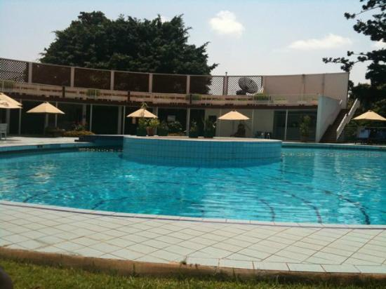 Sheraton Kampala Hotel: The Pool