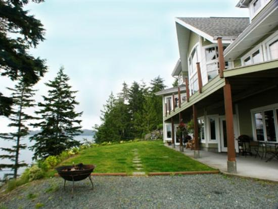 Scotia Bay Bed and Breakfast: Ebenerdig liegen die drei Suiten