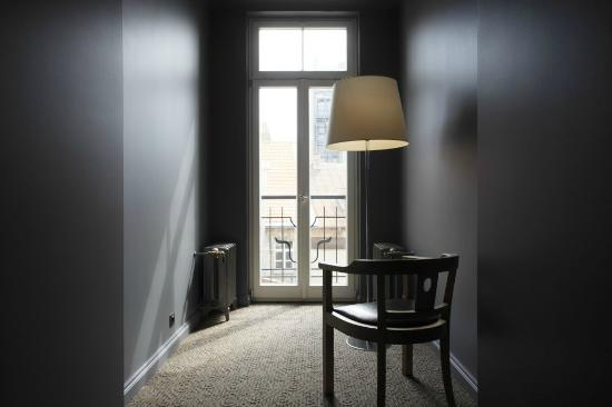 Neiburgs Hotel: Corridor