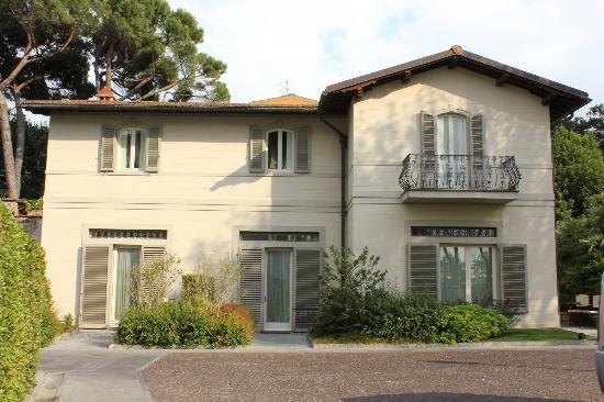 Villa La Vedetta: Part of the villa