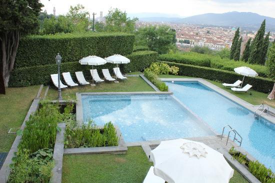 Villa La Vedetta: nice pool