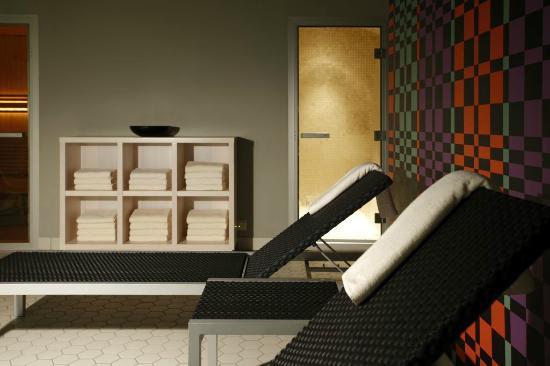 Neiburgs Hotel: SPA saunas and steam bath