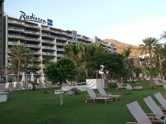 Radisson Blu Resort, Gran Canaria: :)