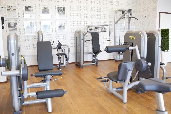 Solo Sokos Hotel Paviljonki: Gym - 9th floor