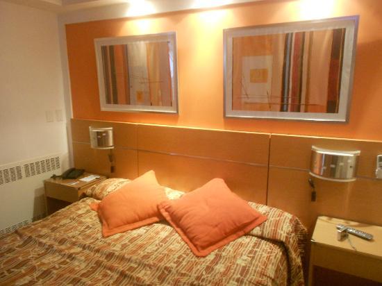 Sarmiento Palace Hotel: quarto