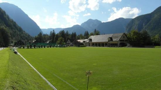 Bundessport- und Freizeitzentrum Obertraun: Sportanlagen