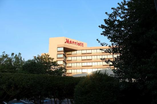 Atlanta Marriott Peachtree Corners: So Quiet and Peaceful Surroundings yet close to everything!