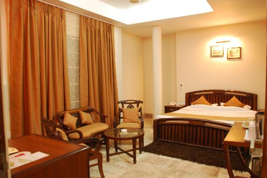 Pathankot, India: deluxe room