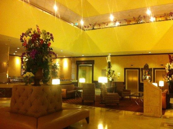 Carlton Hotel Newport Beach: Lobby