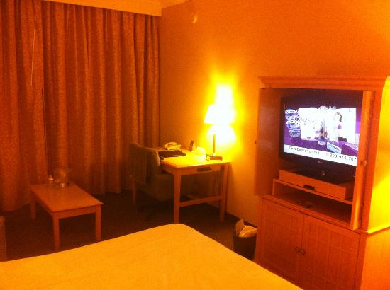 Carlton Hotel Newport Beach: Chambre