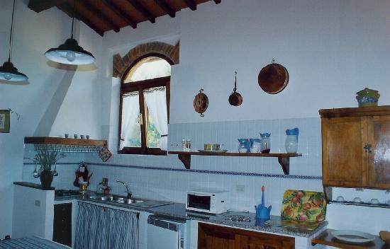 Agriturismo Le Selve: Apartment Ciliegio
