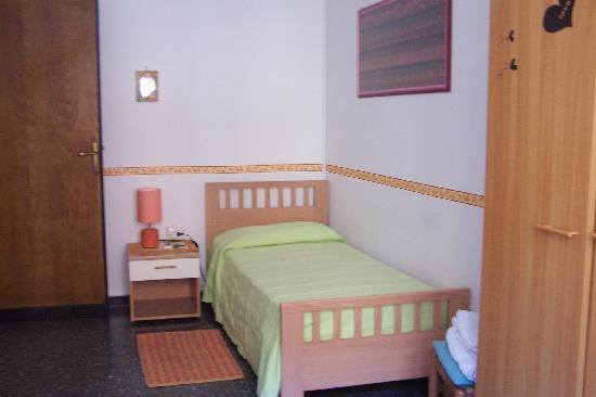 B&B In Centro: La camera arancio - The orange room