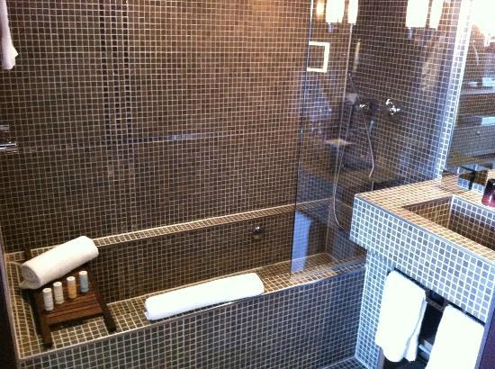 Radisson Blu 1835 Hotel & Thalasso: Salle de bain