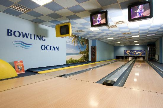 Garni Hotel Olympia: Bowling