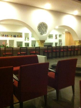 Hotel Menara: die bar