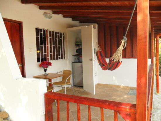 Casa Los Cerros: Terraza estudio 1