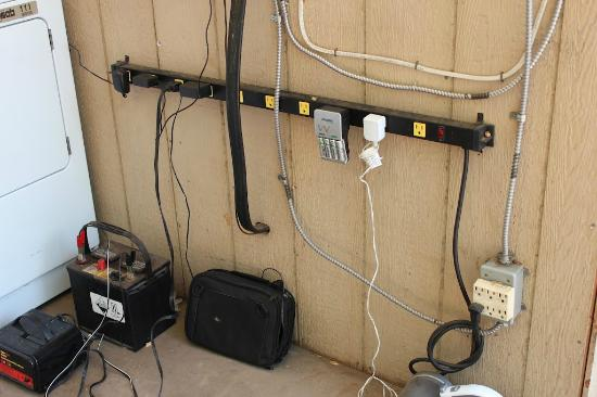 Camp Olowalu: Charging Station