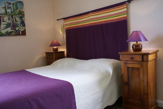 Hotel du Chene : chambre