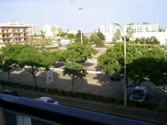 Marina Club Lagos Resort: view from room