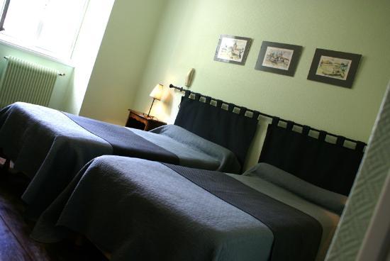 Hotel du Chene: Chambre