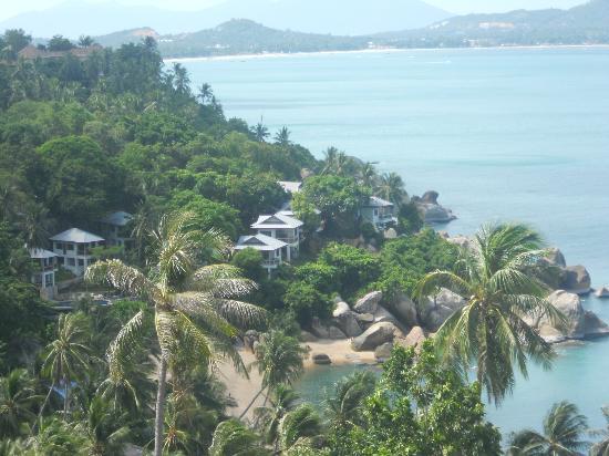 Ban Sua Samui: View from Dara Suite