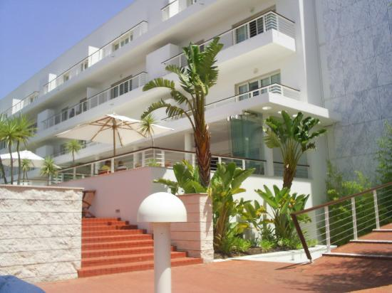 Marina Club Lagos Resort: grounds