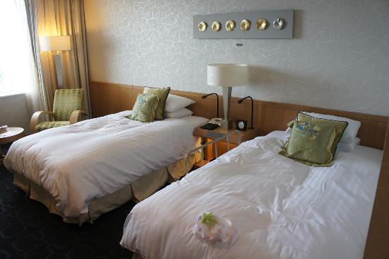 โรงแรมนิกโกะ คานาซาวะ: Twin room