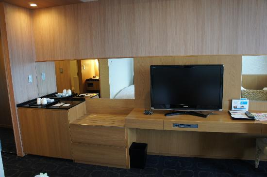Hotel Nikko Kanazawa: TV