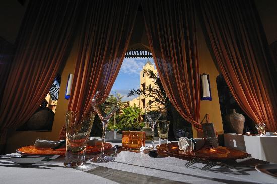 La Palmeraie Hotel: Restaurant Le Momo's
