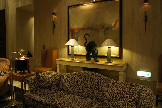 Hotel Nikko Kanazawa: Lobby