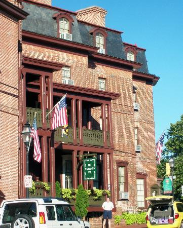 Historic Inns of Annapolis: Pic of hotel