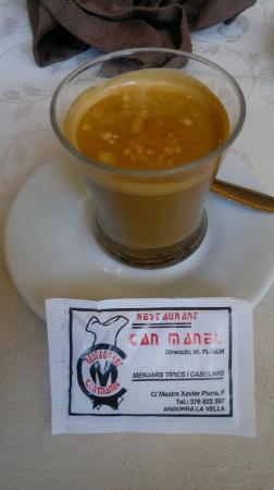 Can Manel : Cafelito