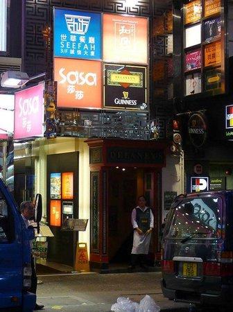 Delaney's Kowloon Irish Bar