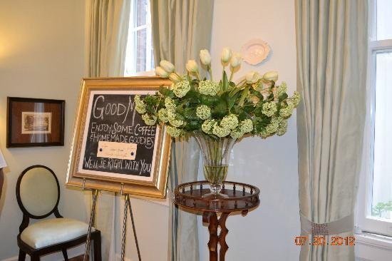 The King's Daughters Inn: Inn Decor