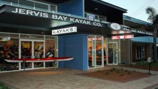 Jervis Bay Kayak & Paddlesports Co: Jervis Bay Kayak Compnay Store