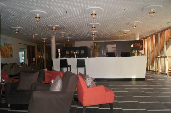 Villa Kallhagen Hotel: Lobby area