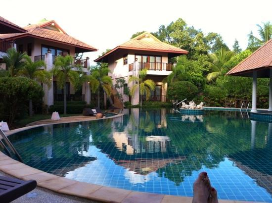 Andamanee Boutique Resort and Spa Krabi: piscina Andamanee