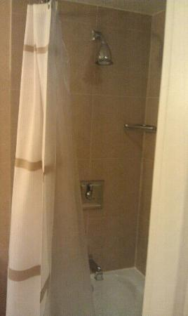 Atlanta Marriott Buckhead Hotel & Conference Center: Shower
