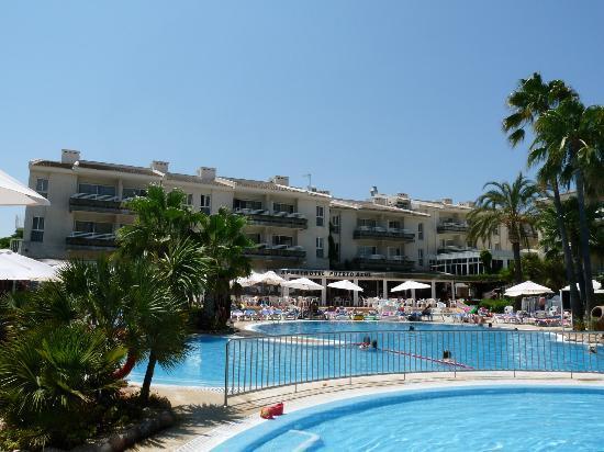 Puerto Azul Suite Hotel: piscine