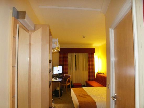 Holiday Inn Express Chester - Racecourse : la camera