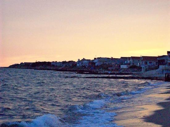 ذا كورساير آند كروس ريب أوشنفرونت ريزورت: Sunset at the Corsair 