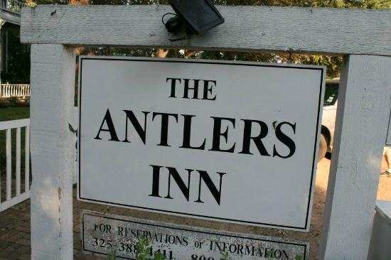 The Antlers Inn