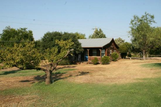 The Antlers: One of the cabins