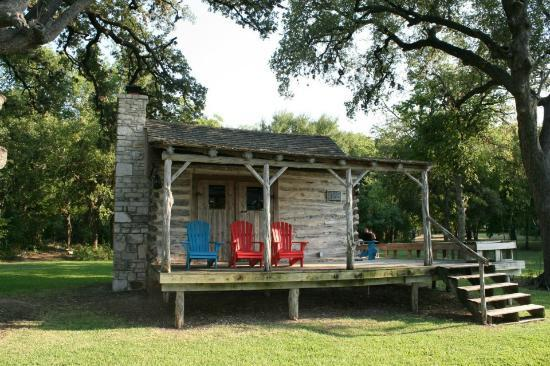 The Antlers: Great porch to hang out and enjoy the lake