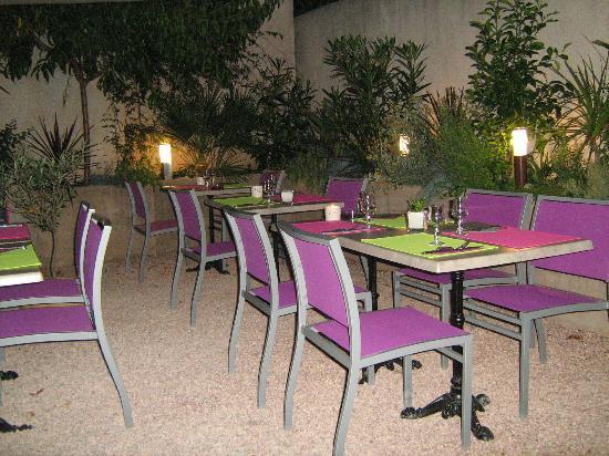 Restaurant Chez Vincent A Cogolin