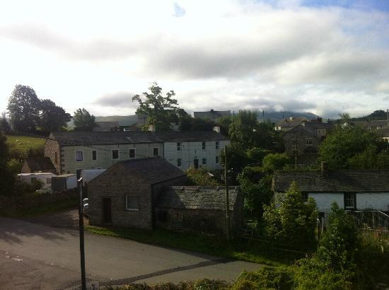 The Snooty Fox: View from bedroom window